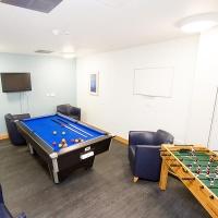 trent ward games room